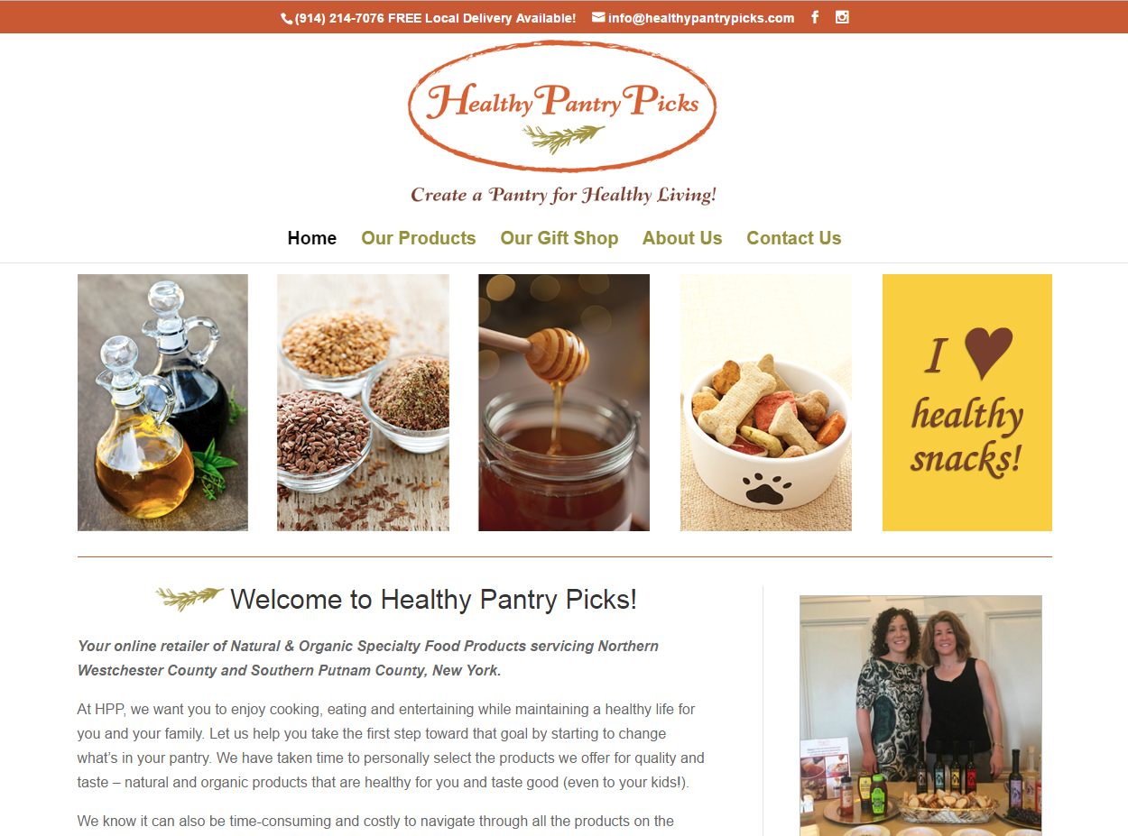 Healthy Pantry Picks, Inc.